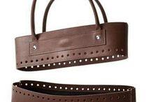 Leather Handbags AJ / AnnieJewel.com Love Leather Handbags!