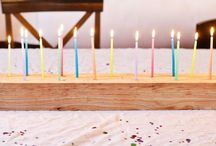 PARTY TIME / party ideas and inspiration