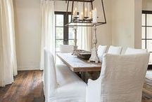 dining areas / by Brooke Chamblee