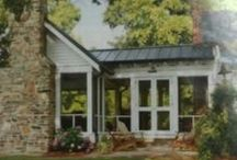lakehouse + farmhouse