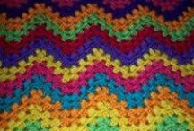 crochet projects / by Susan Legits