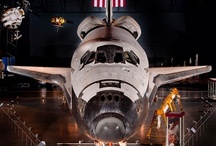 Space Shuttle Discovery / Space Shuttle Discovery launches on its new mission to educate and inspire!  / by National Air and Space Museum Smithsonian