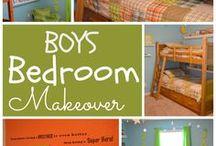 Boys Bedroom Ideas / by Mackenzie {Cheerios and Lattes}