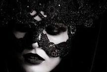 ~~~BLACK~~~ / by Jessica Mask
