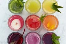 Juices + Smoothies / by Elizabeth Dehn | Beauty Bets