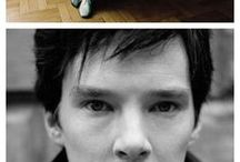 Guys :) / Sorry it's mostly Benedict Cumberbatch and David Tennant, but there are others. :) / by Brittany DeWidt