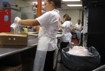 Haier Volunteers / Annual Haier Volunteers initiative with the Food Bank For New York City / by Haier