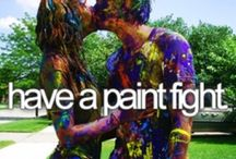 Bucketlist / Things I seriously want to do before I die!!:) / by Brittany DeWidt