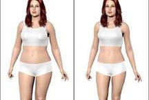 Health/ losing weight / by Brittany DeWidt