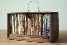 Hand made books / by Jools