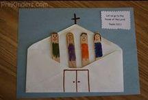 children + church