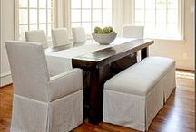 Dining Rooms / by Christina Sloan Events