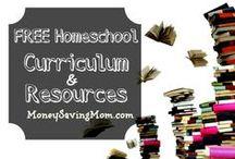 Homeschooling & Books