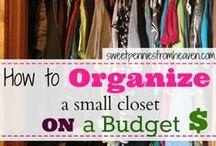 Homemaking & Organization