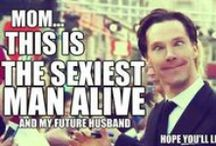 Anything Sherlock / Sorry, but I'm Sherlocked. :D / by Brittany DeWidt