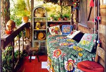 Patios & porches... / Ideas for beautiful patios and porches.  / by Le Anne Miller