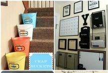 Organize / Organize sua casa, seu escritório com ideias e produtos fantásticos
