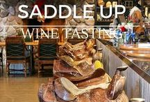 Saddle Up / the Estate Winery at Krause Berry Farms
