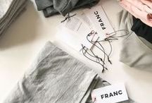 THE FRANC LIFE / the real life and style of women's not-so-basics line FRANC. Made ethically in Canada and for your real life.