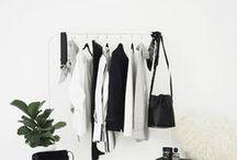 HOME | CLOSET / The home for your clothes, your closet.