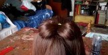 Hair Creations / semplici acconciature fai da te, tante idee