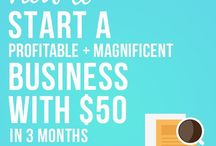 Entrepreneur Resources / Tips, inspiration and resources for small businesses and entrepreneurs | How to market your business | How to get clients