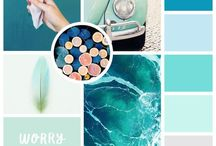 Moodboards / Moodboard Inspiration | How to create a moodboard | Create your own moodboard | Beautiful moodboards