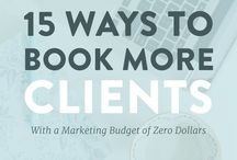 How to Get Clients / How to get clients for your small business | Entrepreneur | Creative Business