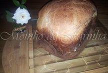Pão / Receitas de pão