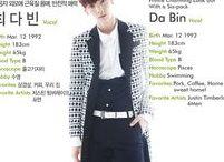 Dabin 다빈 [Boys Republic] / Dabin 다빈    Choi Sunwoo 최선우    Boys Republic    1992    183cm    Lead Vocal