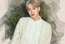 Minwoo 민우 [100%] / Seo Min Woo 서민우    100%    1985    177cm    Lead Dancer    Vocal    Leader
