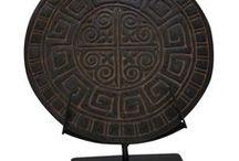 Tribal Decor Ideas / Tribal art and decor ideas from farflung corners of the world