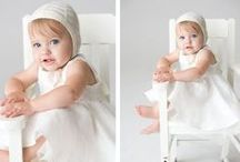 Baby Lifestyle Photography / Wardrobe, location and posing inspiration for photoshoots with babies.