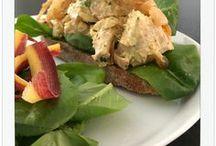 Lunch/Brunch Recipes (OSR+)