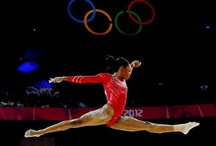 """gymnastics / """"Well then. Go back to the schoolyard if you just want to turn cartwheels.""""  / by Amy Sanders"""