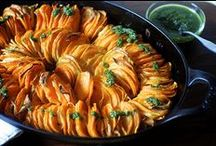 Side Dishes - Hot / by Monica M