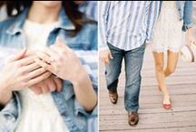 Love / Engagement Session & Love Story Ideas