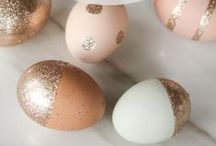 Easter Ideas / Ideas, recipes, and inspiration for Easter. / by Evermine-personalized paper goods