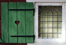 incredible windows and doors / by Laurie Hamblen
