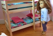 Craft Projects for Dolls / by Rosie Saw