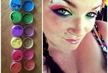 Makeup (eyes, eyeshadow ideas, eye shadow, and colors) / Makeup, makeup ideas, and all things makeup / by Sunshine Angel