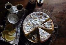 Coffeecakes/Pound Cakes / by Monica M