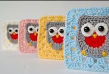 Crochet Projects / by Sarah Rutter