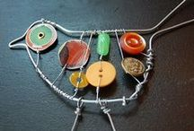 Beaded and Wire crafts / by Rachel Julca