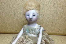 Art Dolls & Dolls I Love!