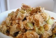 """Thanksgiving Recipes- Appetizers, Side Dishes, Turkey, and Desserts / All recipes are taken from Swoop's E-Cookbook """"The Best Thanksgiving Recipes from the Best Blogs"""" Purchase your copy here:  http://www.amazon.com/Best-Thanksgiving-Recipes-Blogs-ebook/dp/B00A0B6T7C/ref=sr_1_13?s=digital-text&ie=UTF8&qid=1351851616&sr=1-13&keywords=thanksgiving+recipes+food  / by Swoop"""
