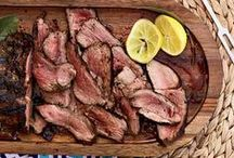 Mad for Meat / Delicious finds for Chicken, Steak, Pork, Lamb and more / by Swoop