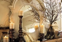 Fireplaces & Mantels / by Joanna Bane