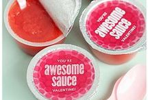 Valentine's Day Ideas / DIY Valentines, Valentines Day Recipes, Valentines Day Gifts for Him, Valentines Day kids craft ideas / by Evermine-personalized paper goods