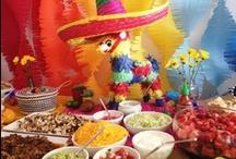 first birthday fiesta